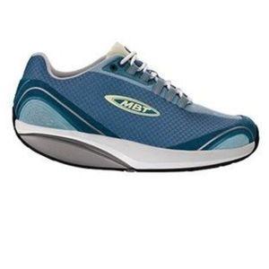 MBT Mahuta Aqua Rocking Sneaker Toning shape up